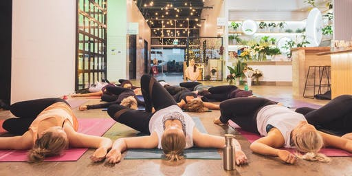 MID WINTER YOGA at Bowl and Arrow