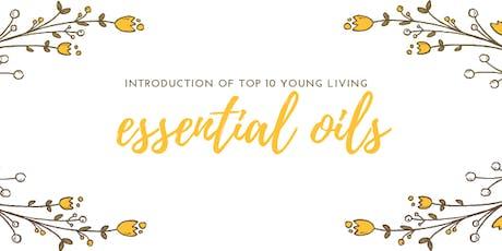 Everyday Essential Oils 101 tickets