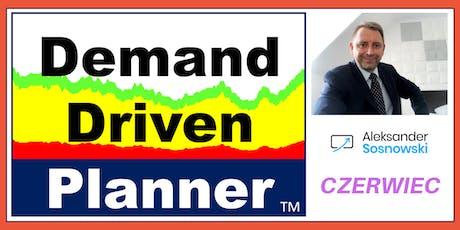 Czerwiec DDMRP - 2-dniowe szkolenie logistyczne - Demand Driven Planner tickets