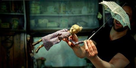 """Спектакль с куклами """"Птифуры"""" 6+ - Лауреат премии """"Золотая Маска"""" 2019 tickets"""