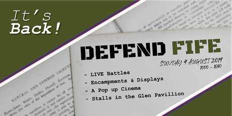 Defend Fife WWII Festival 2019 tickets
