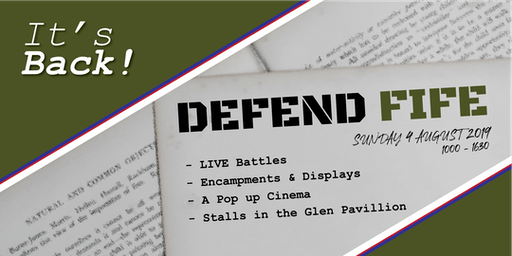 Defend Fife WWII Festival 2019