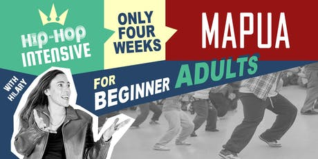 Hip-Hop / Dancehall for Beginner Adults - MAPUA tickets