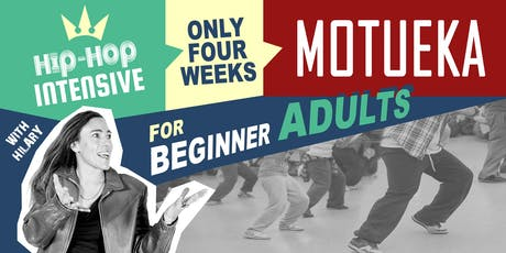 Hip-Hop / Dancehall for Beginner Adults - MOTUEKA tickets