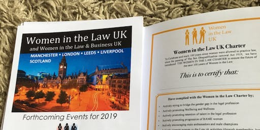 LEEDS -  WOMEN IN THE LAW UK LEEDS SUMMER DRINKS AND NETWORKING