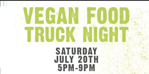 Vegan Food Truck Night