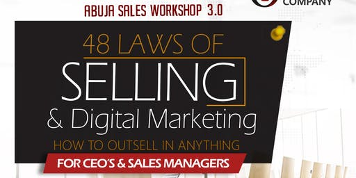 48LAWS OF SELLING AND DIGITAL SELLING SECRETS FOR CEO'S & SALES EXECUTIVES