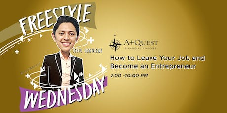 Freestyle Wednesdays - Coach Jeric tickets