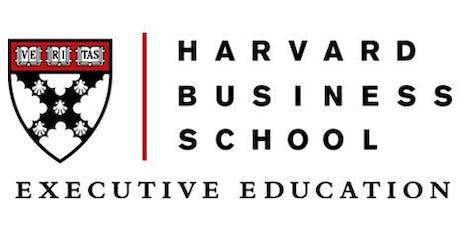 9th Harvard Business School Global PLD Summit 2019, Boston tickets