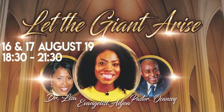 Let The Giant Arise tickets