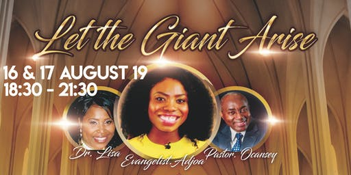 Let The Giant Arise