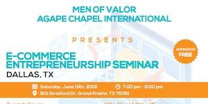 Free E-Commerce Entrepreneurship Seminar