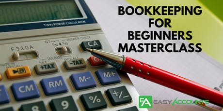 2 Day Bookkeeping for Beginners Masterclass tickets
