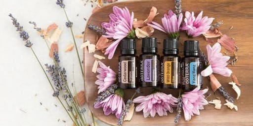 Natural Solutions with dōTERRA essential oils