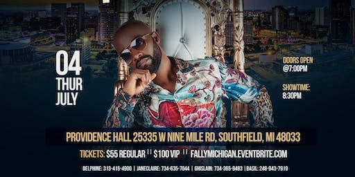 FALLY IPUPA LIVE CONCERT IN MICHIGAN