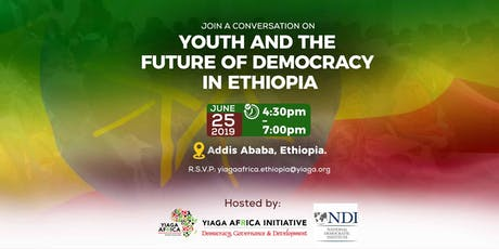 Youth and the  Future of Democracy  in Ethiopia tickets