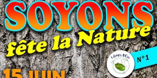 """Atelier Kokedamas - Weekend éco-environnement """"Soyons fête la Nature"""""""
