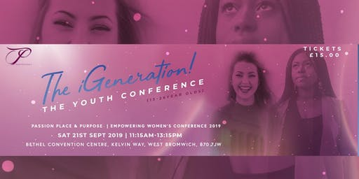 The iGeneration Youth Conference @ PPP 2019
