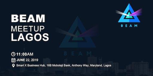 Blockchain Saturday: Lagos Beam Meet-up