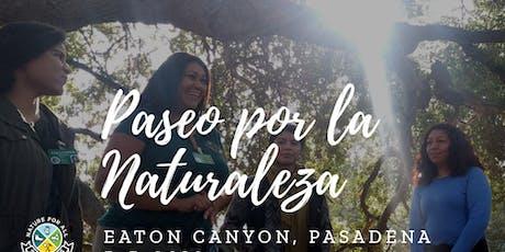 Paseo por la Naturaleza en Eaton Canyon entradas