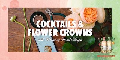 Cocktails & Flower Crowns