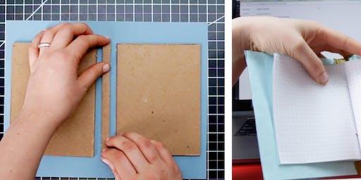 Make a Hardback Book