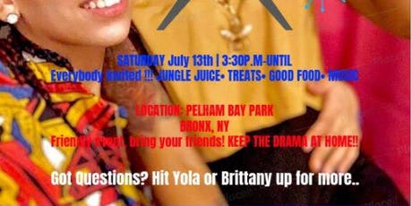 Brittany & Yola's 90s THEME COOKOUT/PARTY tickets