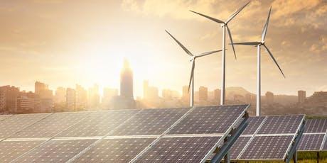 Ist die Energiezukunft erneuerbar? Tickets