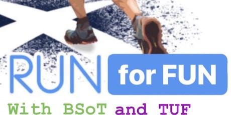 Run for Fun at BAUS tickets
