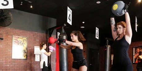 Sunday Session w/ 9Round Fitness tickets