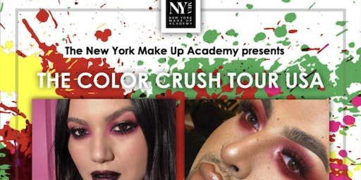 Color Crush - The Tour