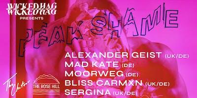 Wicked Hag Presents Peak Shame @ The Rose Hill, Brighton