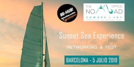 BE-HUB! NETWORKING EN EL MAR entradas
