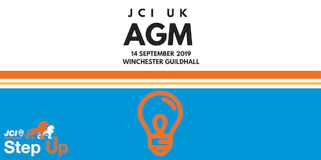 JCI UK AGM 2019 tickets