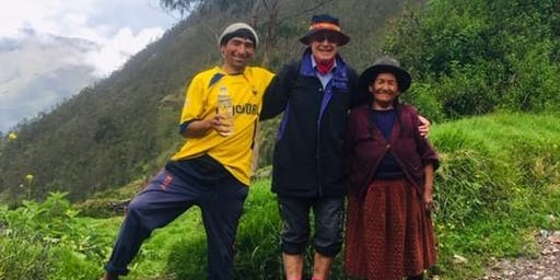 """""""The Magic & the Mysteries of the Peruvian Andes"""""""