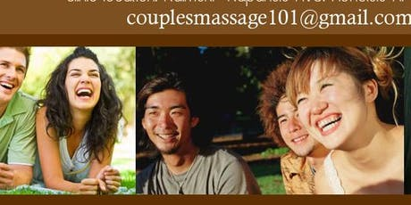 Fathers day Couples Massage 101 workshops tickets