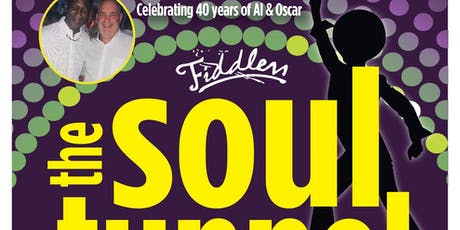 The Soul Tunnel - Celebrating 40 Years Of AL B & Oscar tickets