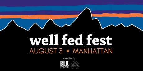 WELL FED FEST  tickets