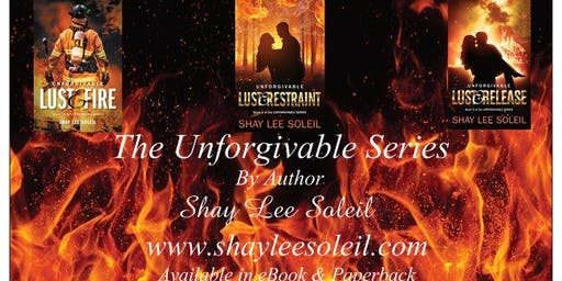 """Local Author Book Signing for the Addicting, """"Unforgivable Series!"""""""