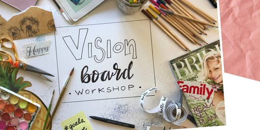 All Things Greatness Vision Board Action Party