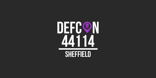 DEFCON Sheffield (DC44114) - Meetup #6