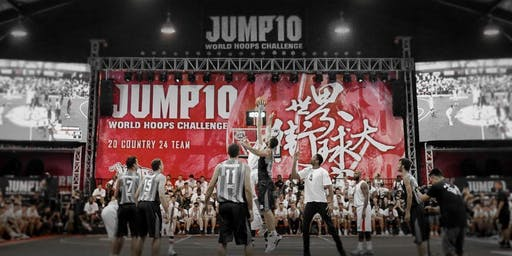 Jump 10: Global Tour Basketball Tournament at Loughborough University