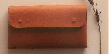 Leather Crafts - DIY Luxury Wallet Crafting Workshop