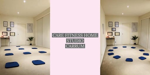 Open Day Care Fitness Home Studio