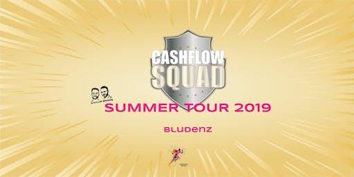 CASHFLOW SQUAD SUMMER TOUR in BLUDENZ