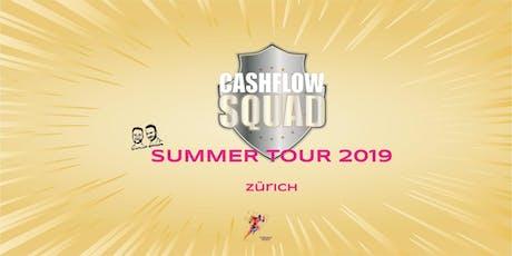 CASHFLOW SQUAD SUMMER TOUR in ZÜRICH Tickets