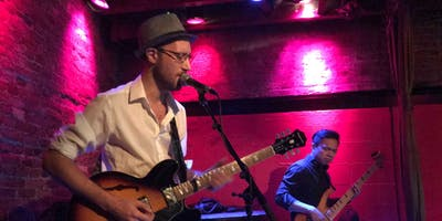 9:30pm The Matt Howels Blues Project @ Pete's Candy Store