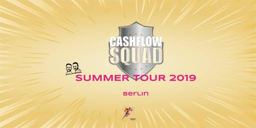 CASHFLOW SQUAD SUMMER TOUR in BERLIN