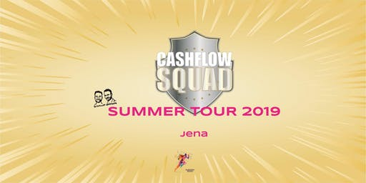 CASHFLOW SQUAD SUMMER TOUR in JENA