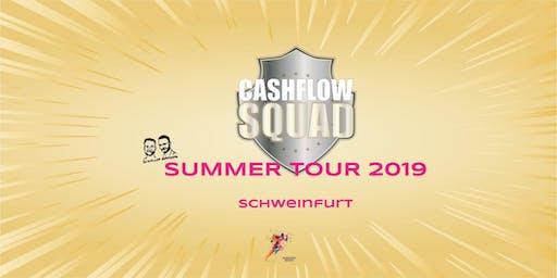 CASHFLOW SQUAD SUMMER TOUR in SCHWEINFURT